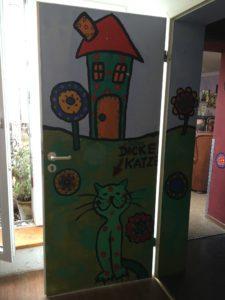 Unperfekthaus Tür2
