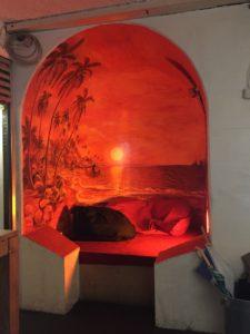 Unperefekthaus Sonnenkammer