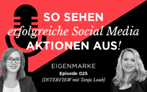 Podcast Social Media KMU Erfolgreiche Social Media Aktionen