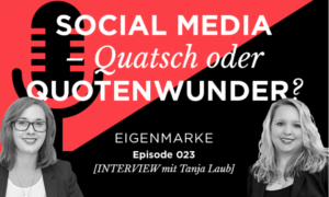 Podcast Social Media KMU Quatsch oder Quotenwunder