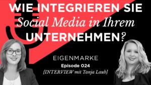 Podcast Social Media in Unternehmen KMU