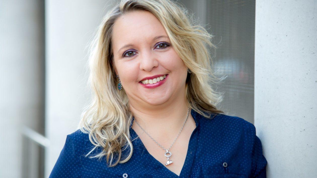 Tanja Laub Social Media Managerin
